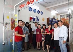 Hội Doanh Nhân Gò Vấp đến thăm PT Transport Logistics Co.,Ltd