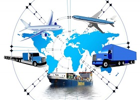 Logistics trong nền kinh tế mở