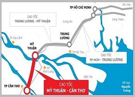 Rốt ráo đẩy nhanh tiến độ cao tốc Mỹ Thuận - Cần Thơ