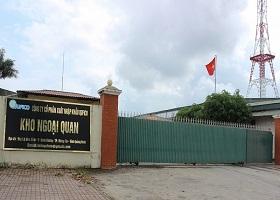 Thêm kho ngoại quan ở thành phố Móng Cái, Quảng Ninh