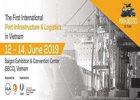 Triển lãm VIPILEC 2019 lần I - Lối đi mới của ngành logistics tại Việt Nam